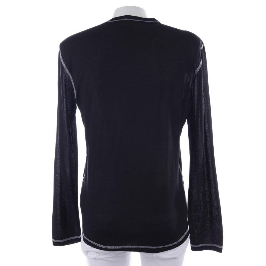 Langarmshirt von Dolce & Gabbana in Schwarz Gr. 48