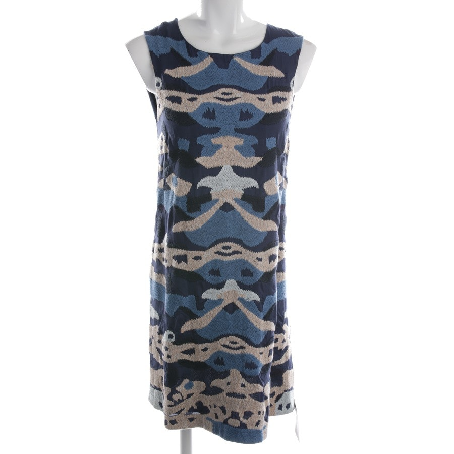 dress from Saloni in blue size 40 UK 14 - new
