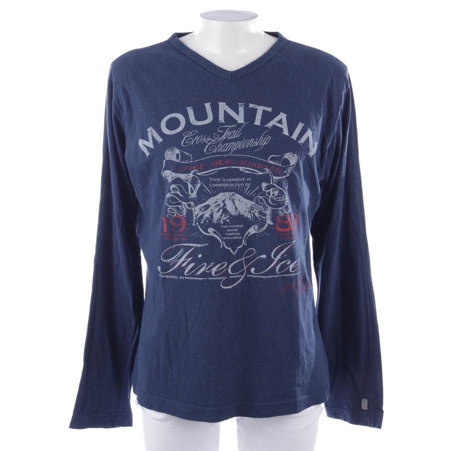 Shirt von Bogner in Blau Gr. 50