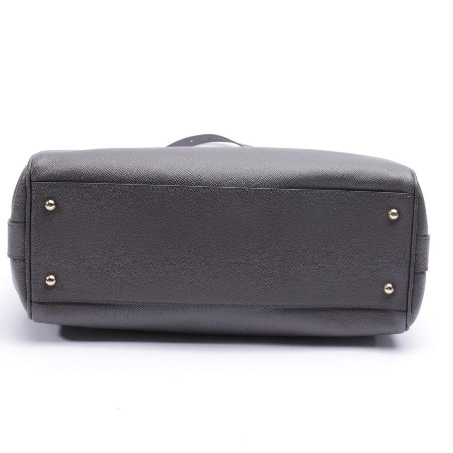 Handtasche von Dolce & Gabbana in Grau
