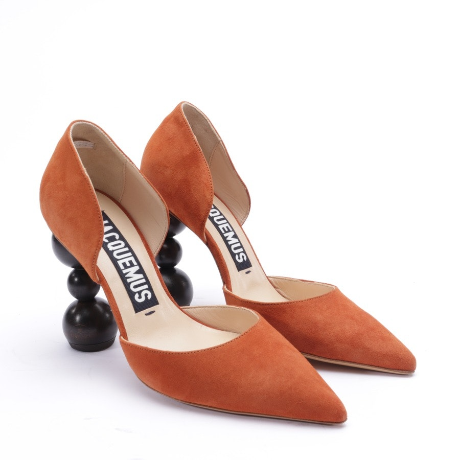 pumps from Jacquemus in cognac size EUR 38,5 - new