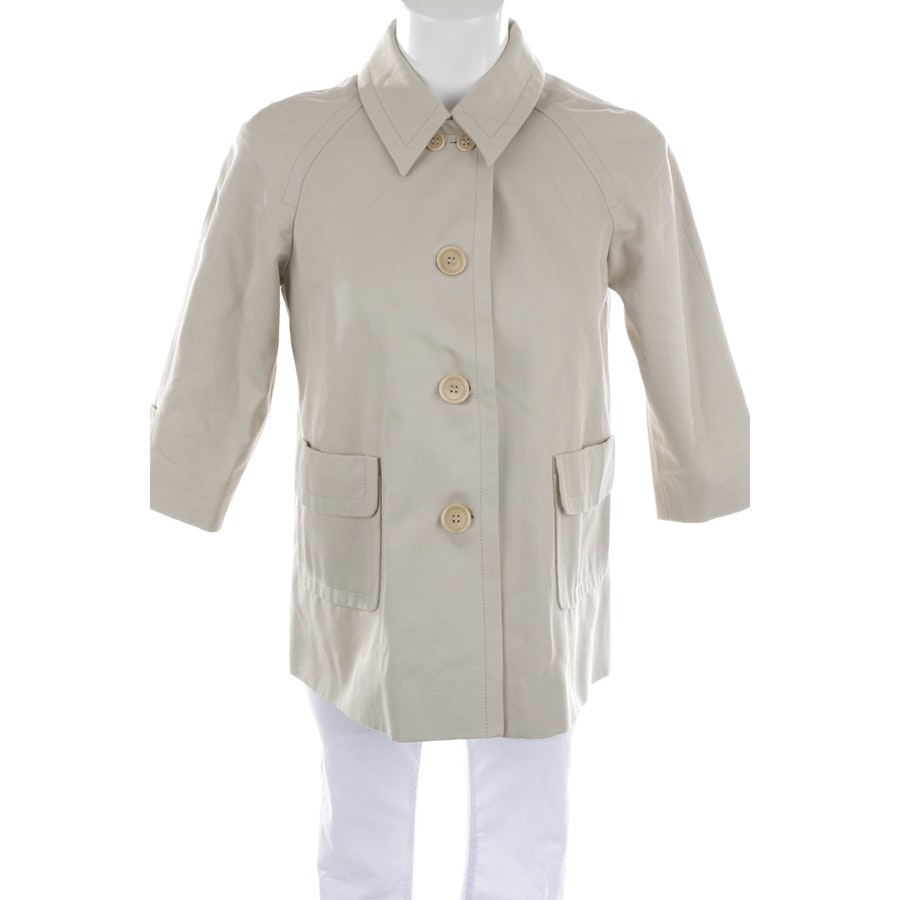 summer jackets from Chloé in ecru size 38 FR 40