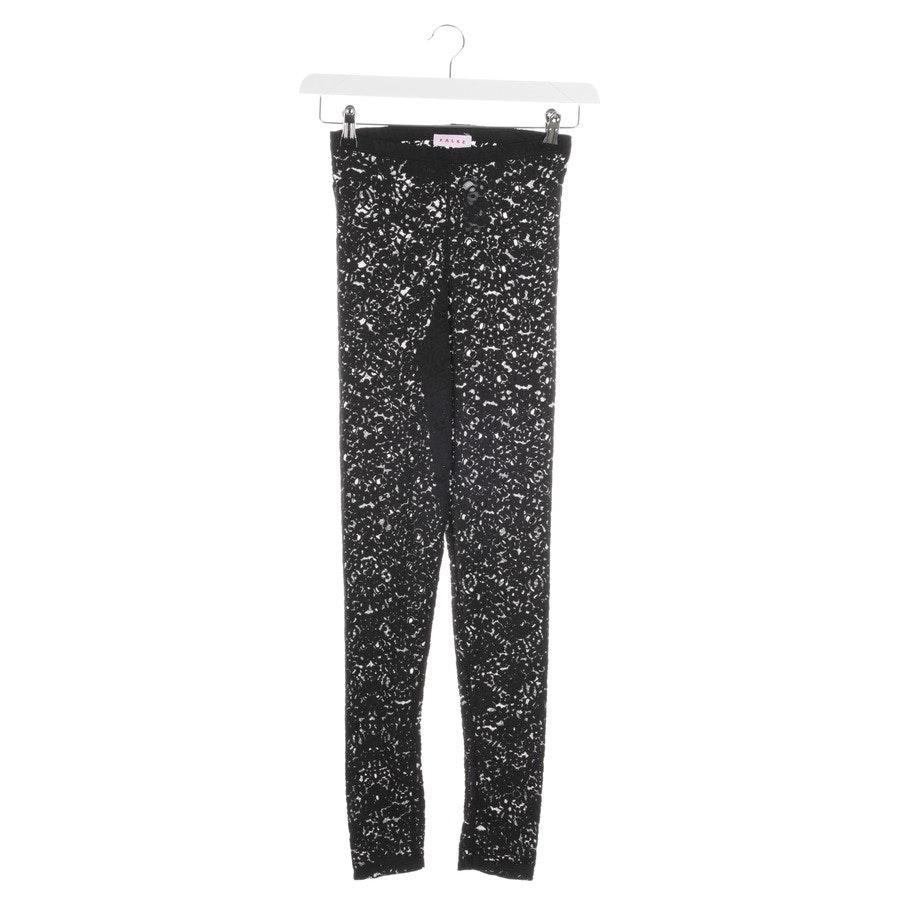 trousers from Falke in black size XS