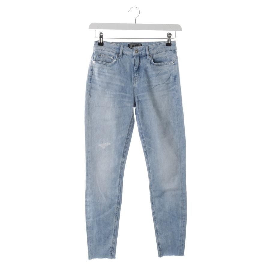 Jeans von Drykorn in Hellblau Gr. W27