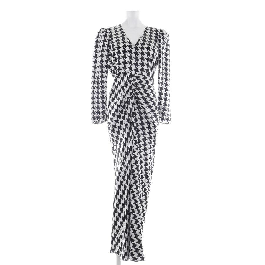 Kleid von Rixo in Schwarz und Weiß Gr. S - Neu