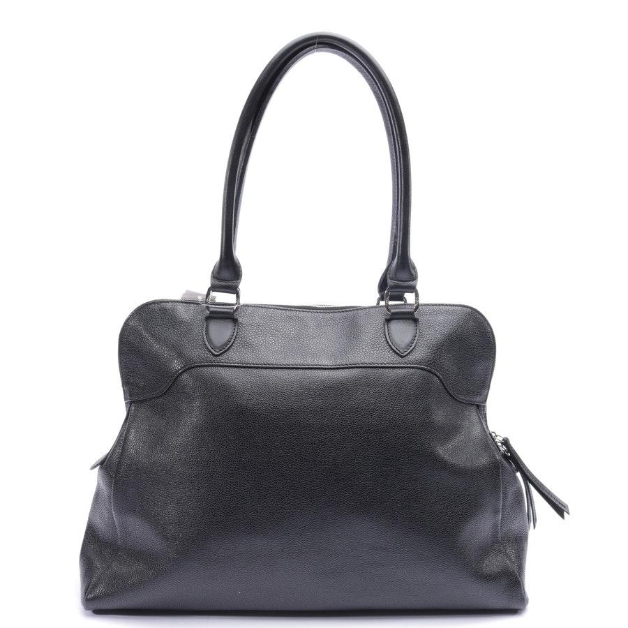 Schultertasche von Longchamp in Schwarz