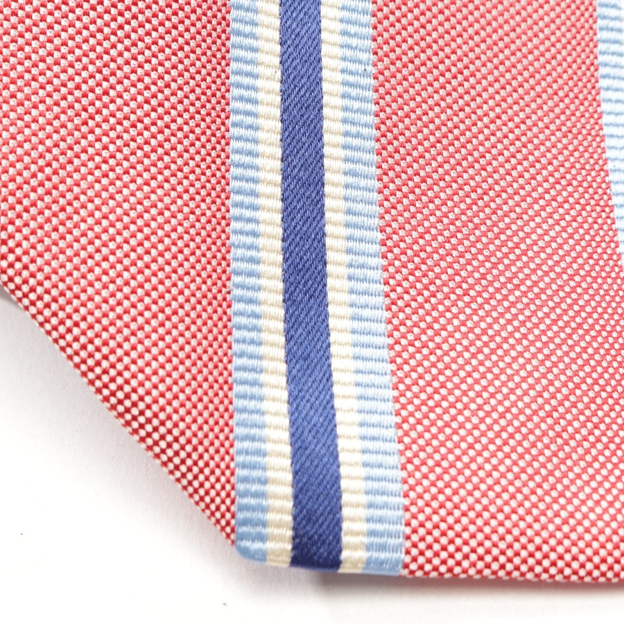 ties from Hugo Boss Black Label in red and blue