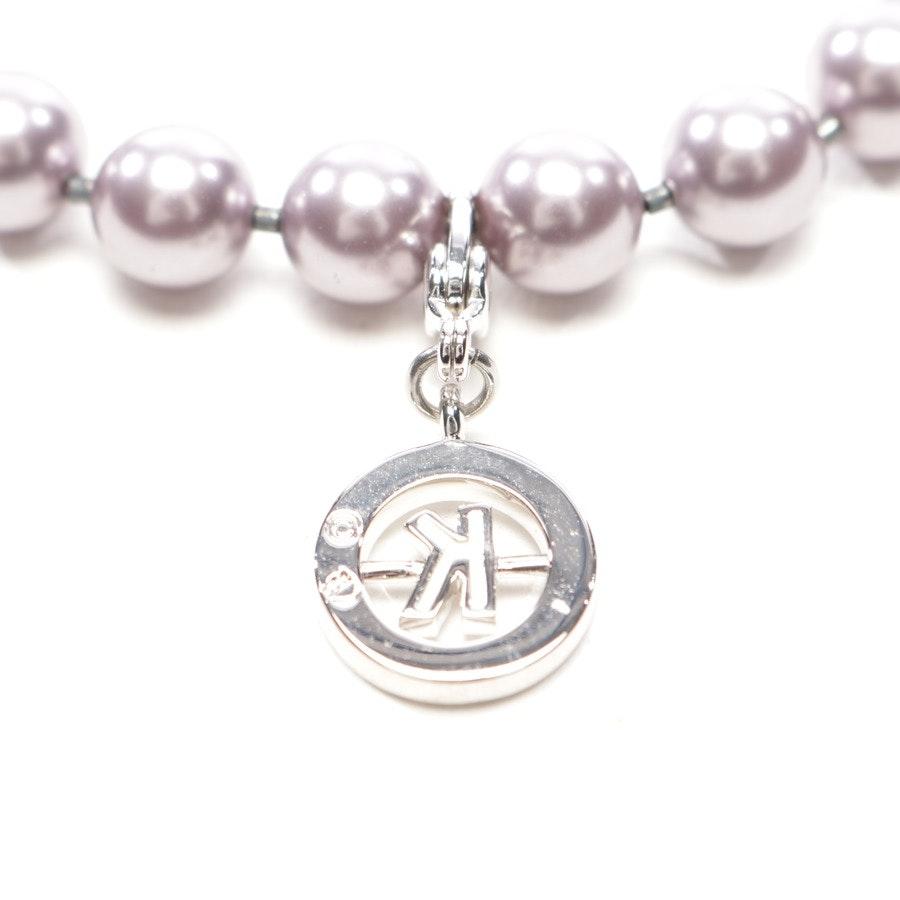 Armband von Swarovski in Lila und Silber