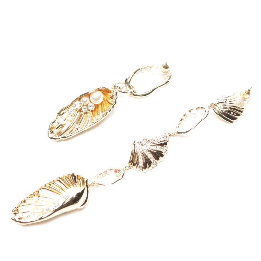 Ohrringe von Swarovski in Gold