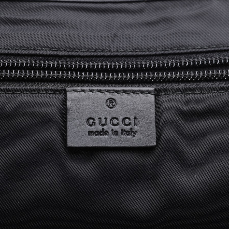 shoulder bag from Gucci in anthracite