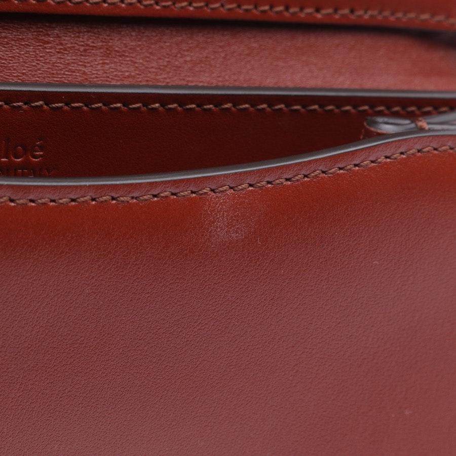Umhängetasche von Chloé in Braun - C-Bag