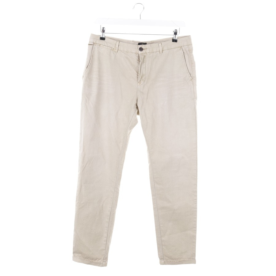 trousers from Scotch & Soda in beige size W34 - stuart