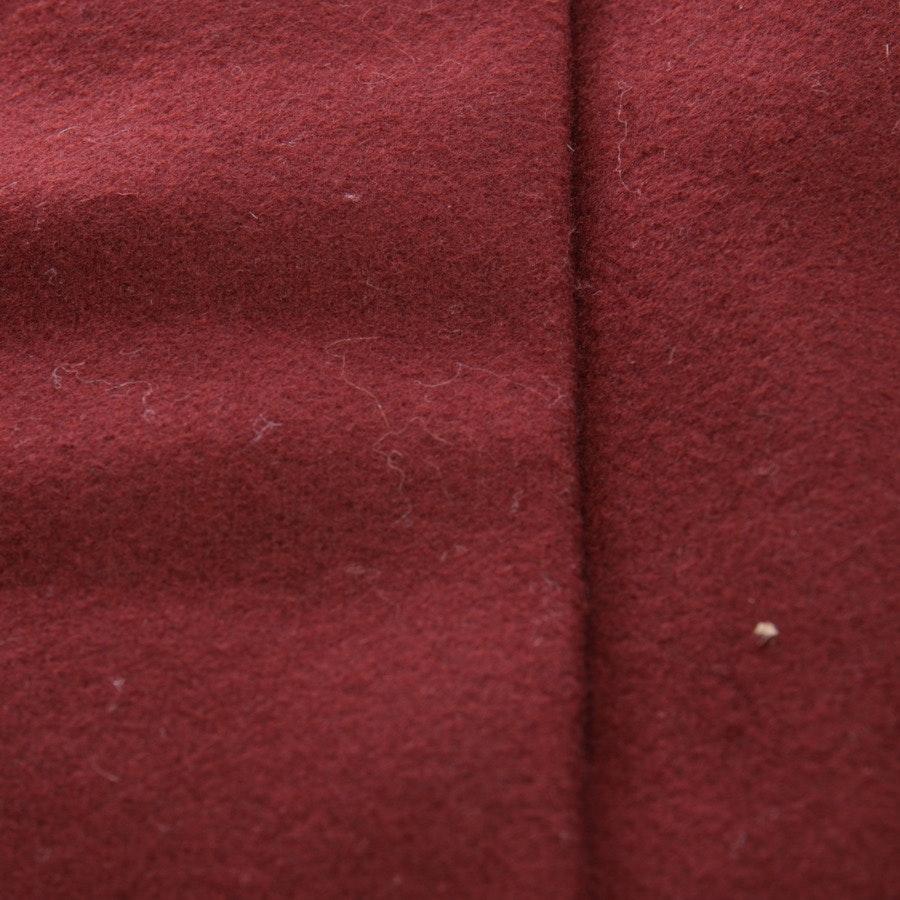 skirt from Acne Studios in burgundy size 34