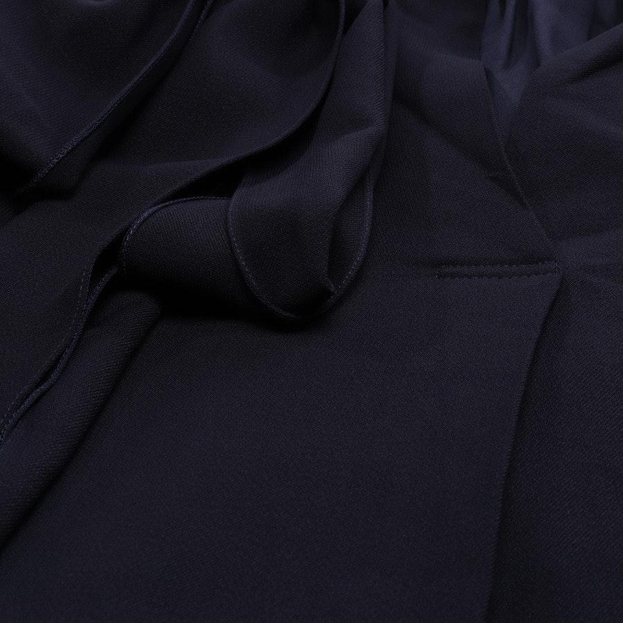 Blusenkleid von Chloé in Dunkelblau Gr. 32 FR 34