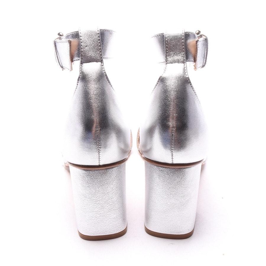 Sandaletten von Red Valentino in Silber Gr. EUR 38 - Neu