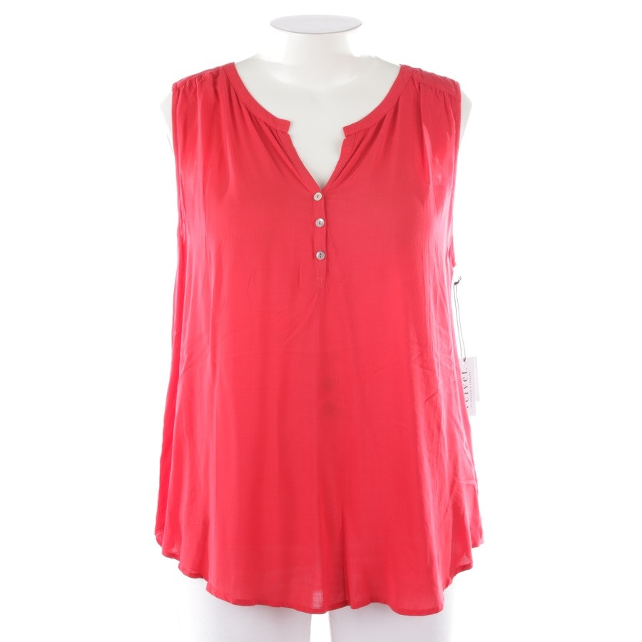 Top von Velvet by Graham and Spencer in Rot Gr. XL - Neu