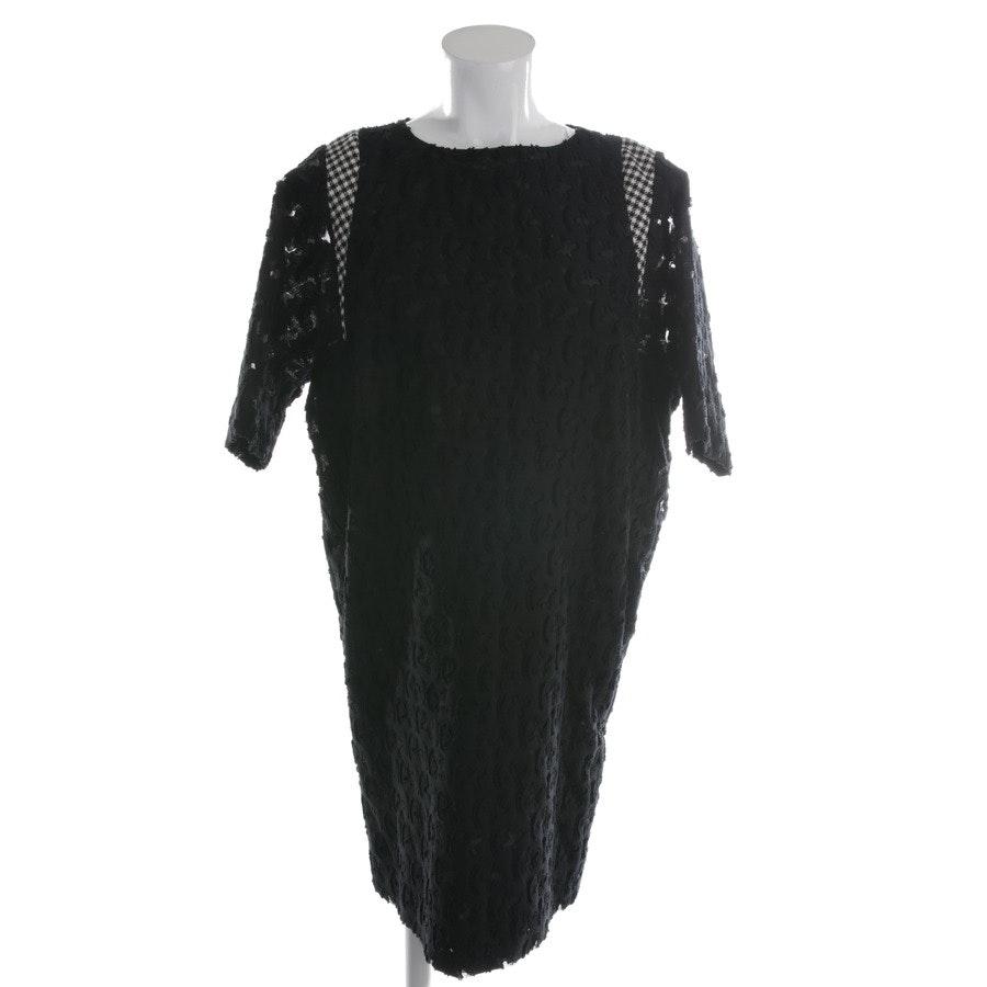 Kleid von Bally in Schwarz und Weiß Gr. 40