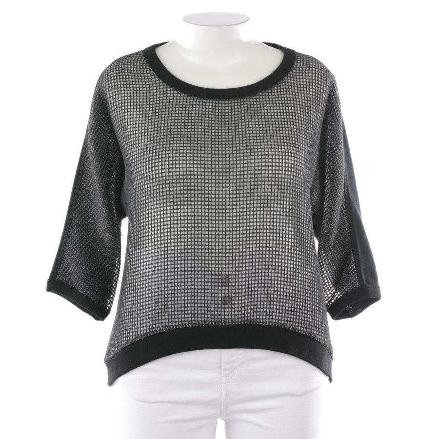 knitwear from Marc Cain Sports in black and grey size 40 N 4