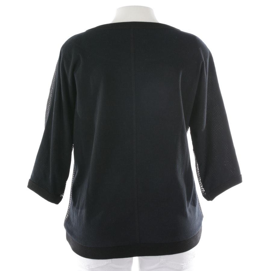 Pullover von Marc Cain Sports in Schwarz und Grau Gr. 40 N 4