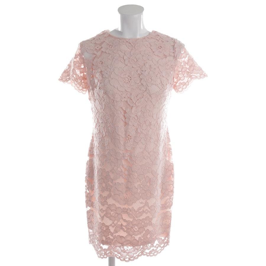 Spitzendkleid von Lauren Ralph Lauren in Zartrosa Gr. 42 US 12