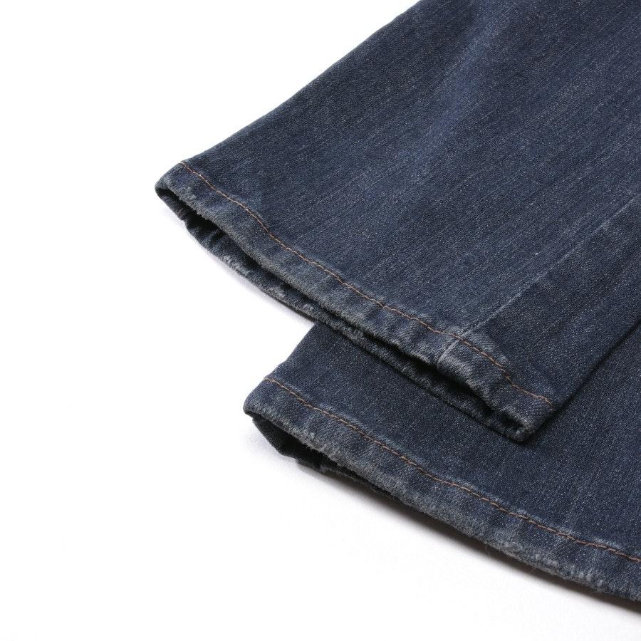 Jeans von Fiorucci in Dunkelblau Gr. W26 - Neu