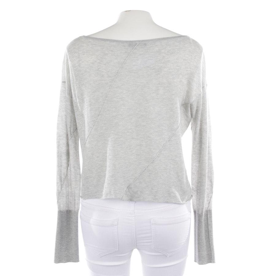 Pullover von Drykorn in Grau meliert Gr. S