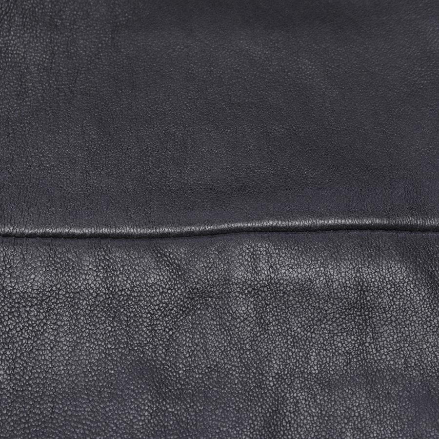 Lederhose von Louis Vuitton in Nachtblau Gr. 40 FR 42 - Neu