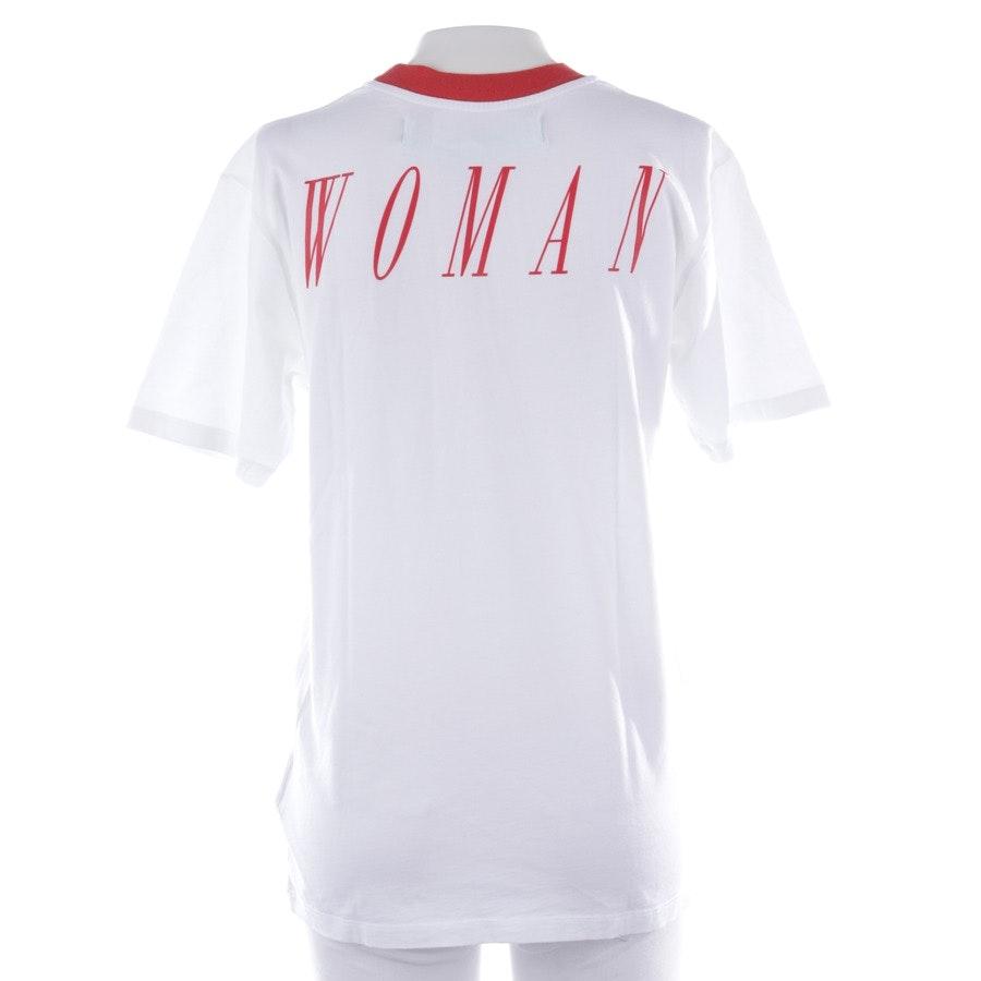 Shirt von Off-White in Weiß und Rot Gr. XS