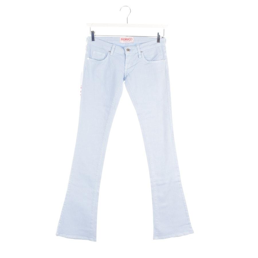 Jeans von Fiorucci in Himmelblau Gr. W24 - Neu