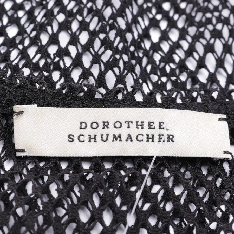 Top von Dorothee Schumacher in Schwarz Gr. 40 / 4