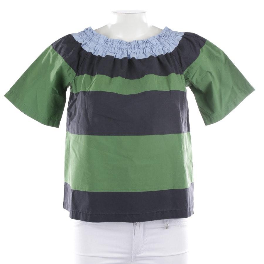 Bluse von Odeeh in Multicolor Gr. 38