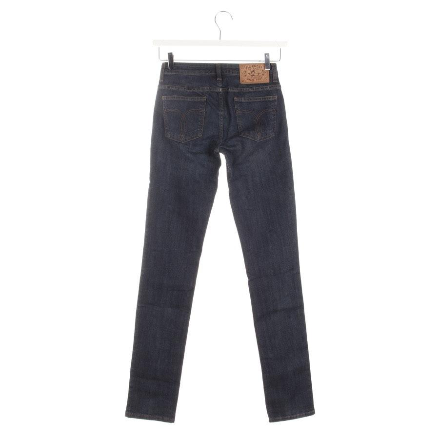 Jeans von Fiorucci in Dunkelblau Gr. W24 - Neu