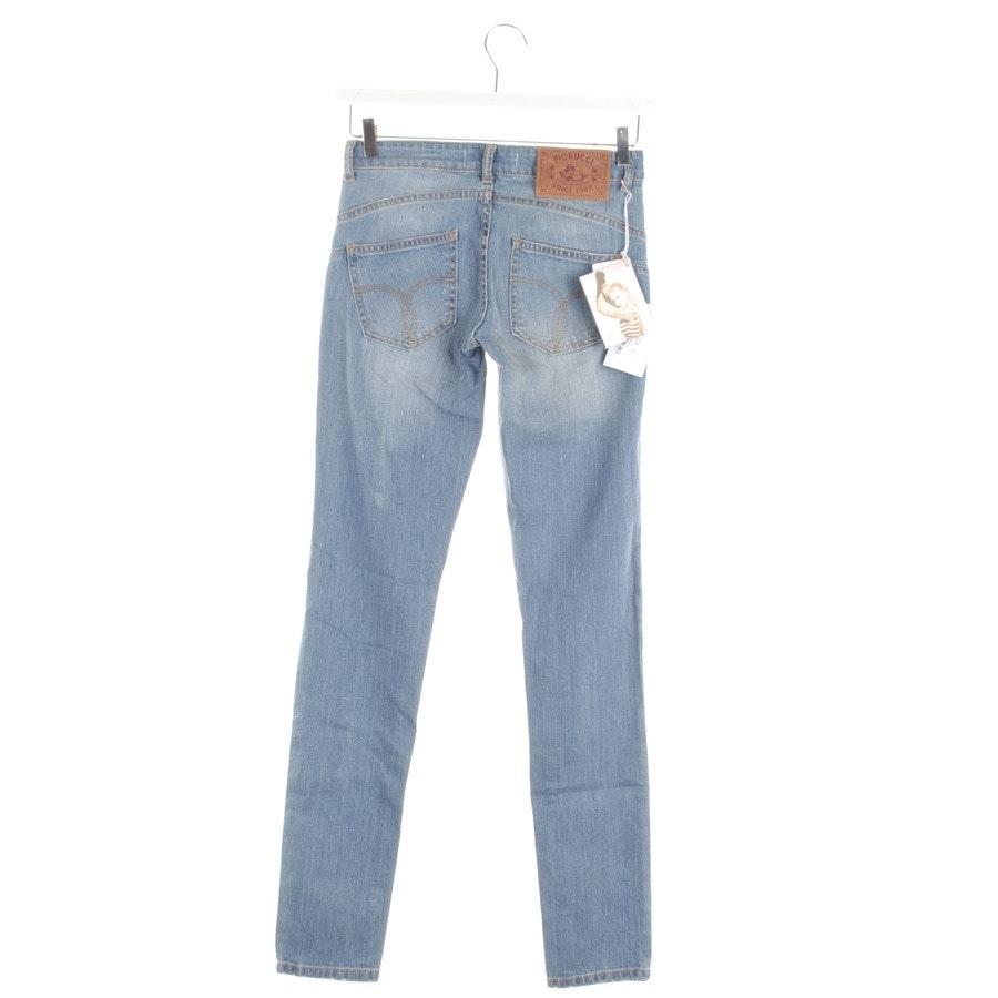 Jeans von Fiorucci in Hellblau Gr. W24 - Neu