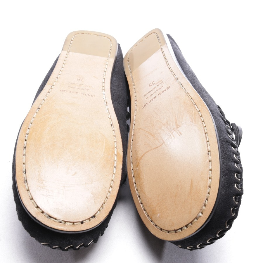 loafers from Isabel Marant in black size D 38 - new