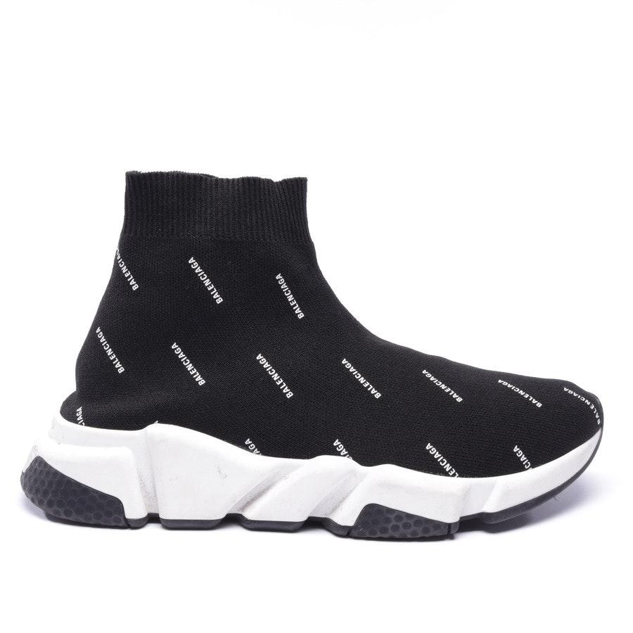 Sneaker von Balenciaga in Schwarz und Weiß Gr. D 39