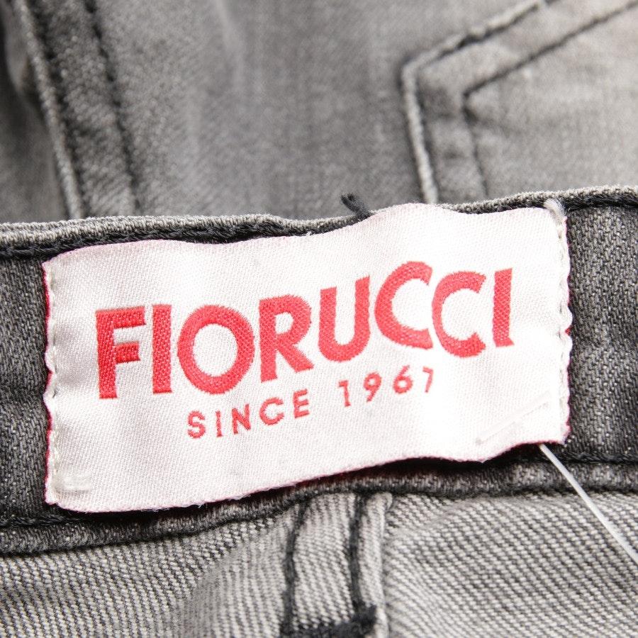 Jeans von Fiorucci in Grau Gr. W24 - Neu