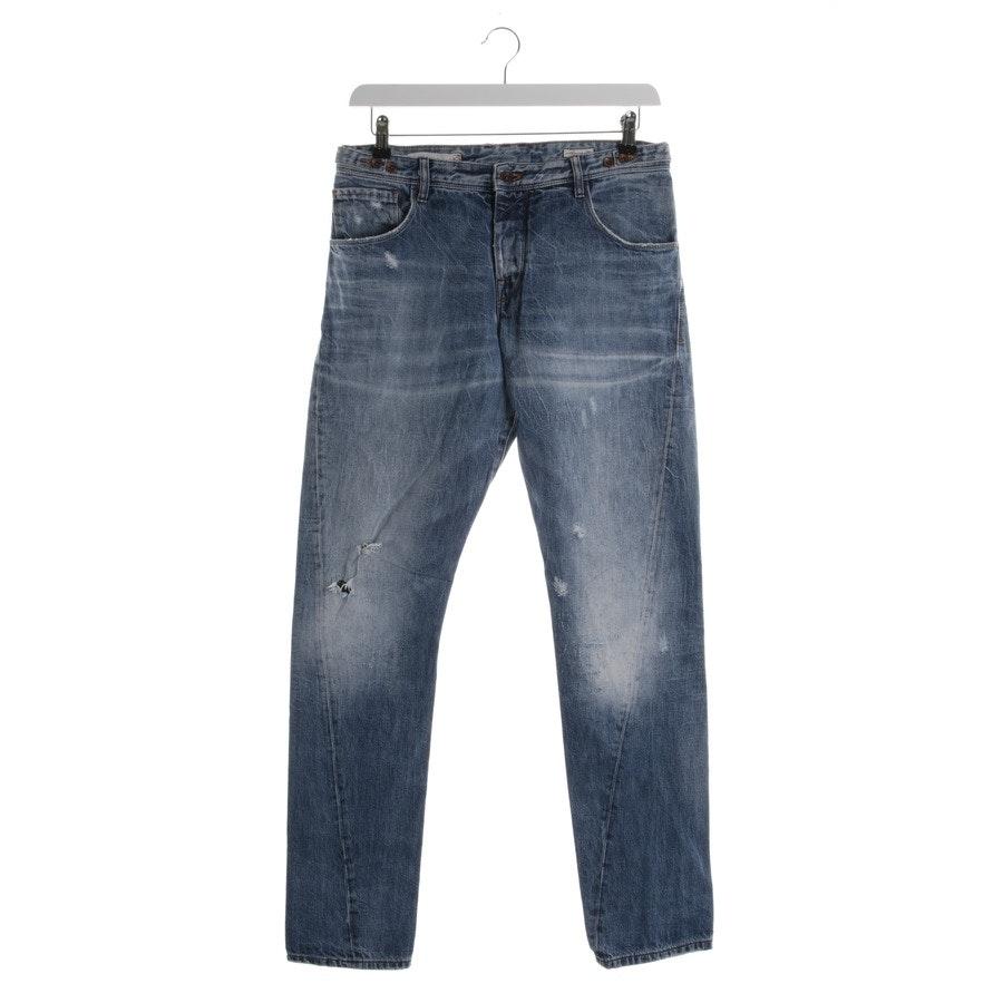 Jeans von Patrizia Pepe in Blau Gr. W32