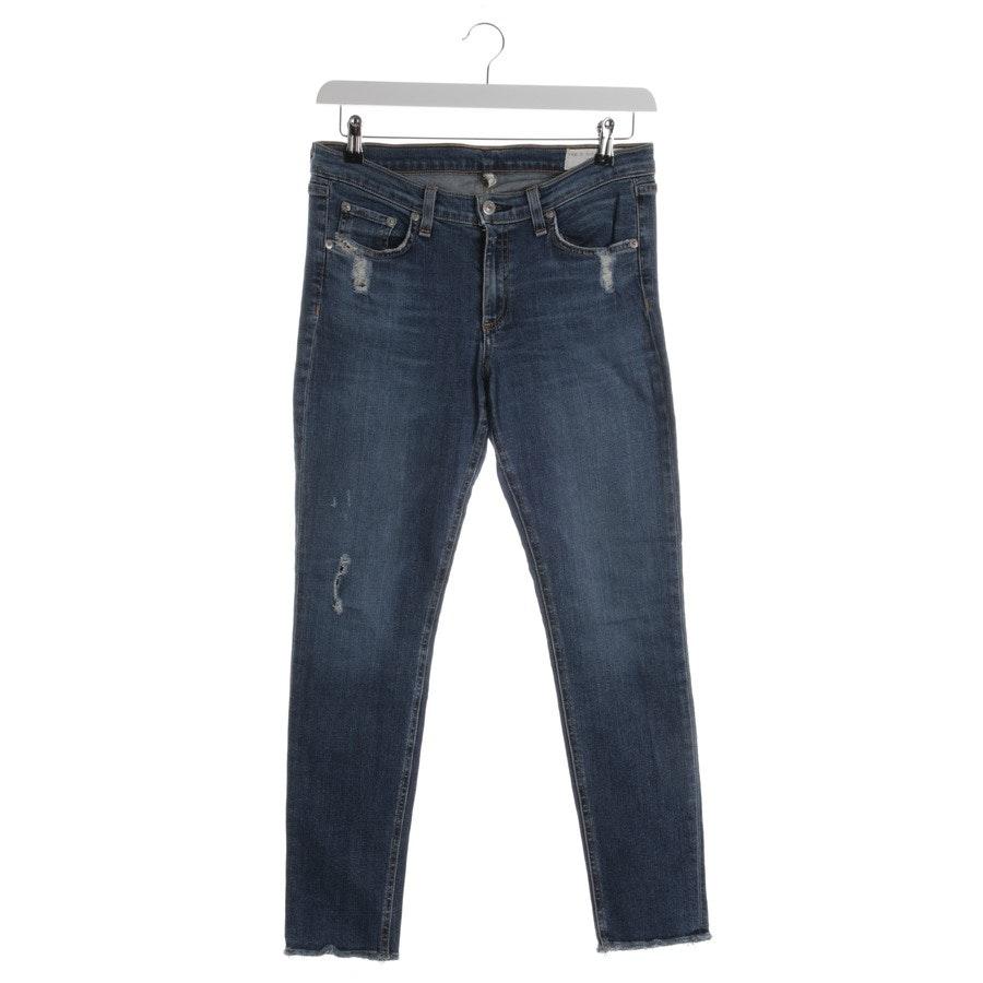 Jeans von Rag & Bone in Blau Gr. W30 - Skinny