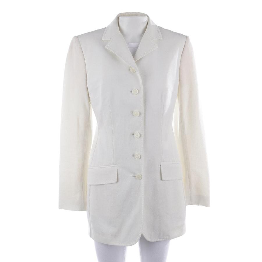blazer from Dolce & Gabbana in cream size 36 IT 42