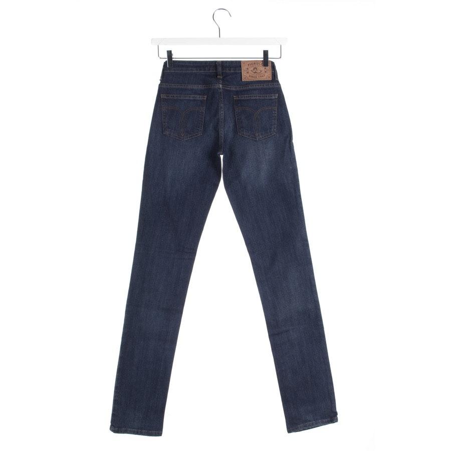 Jeans von Fiorucci in Blau Gr. W24 - NEU!