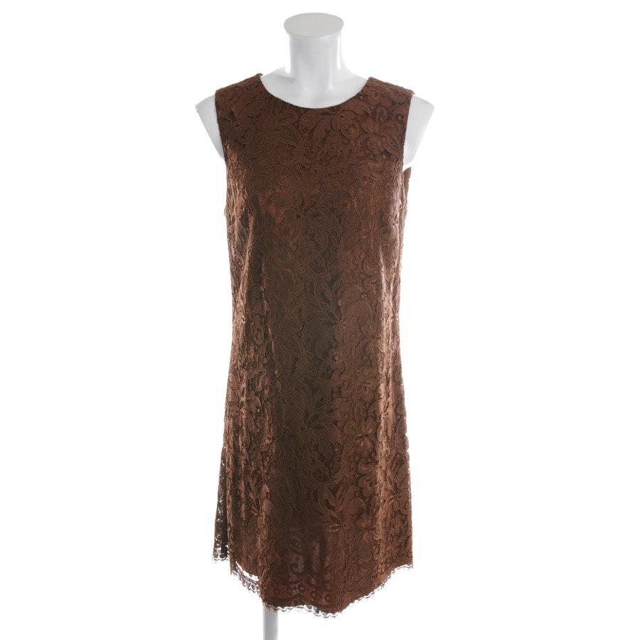 Spitzenkleid von Dolce & Gabbana in Braun Gr. 38 IT 44