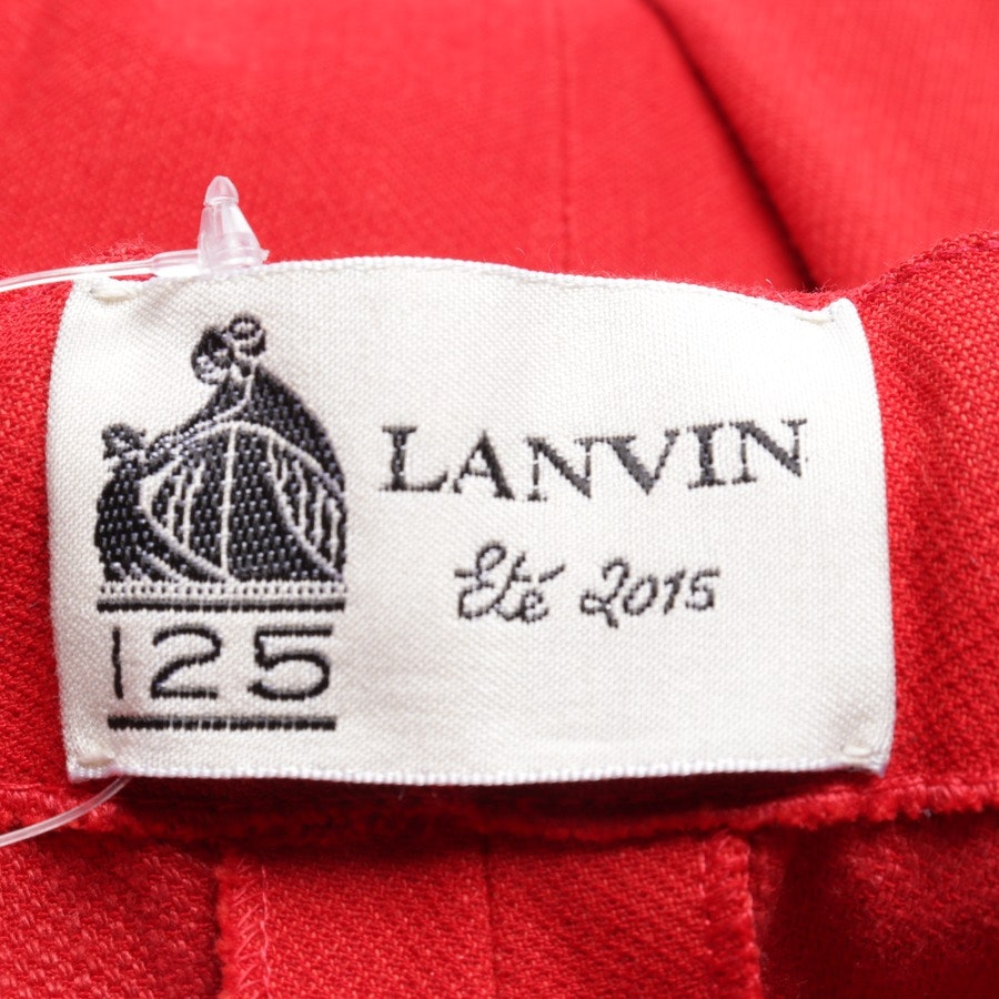 dress from Lanvin in red size 34 IT 40
