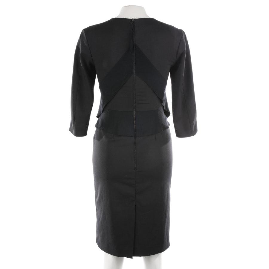 Kleid von Schumacher in Schwarz Gr. 34