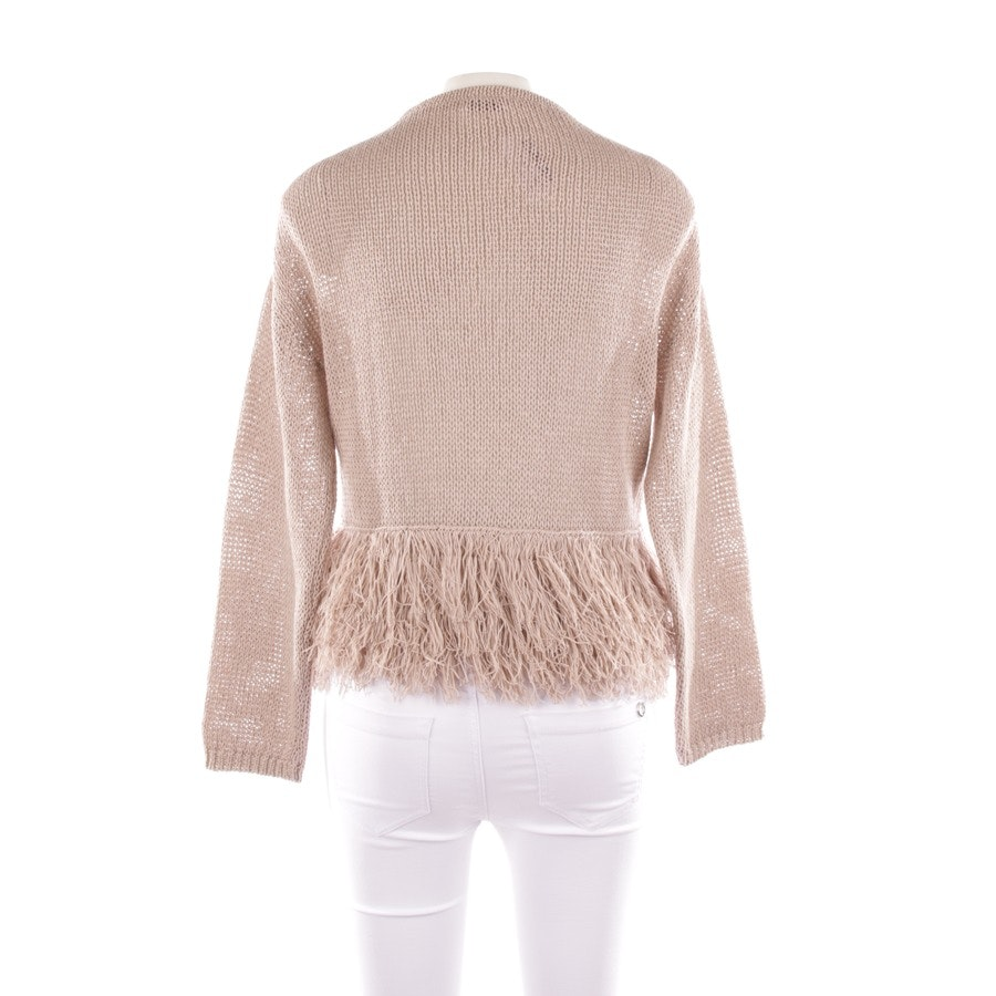 knitwear from Brunello Cucinelli in beige brown size M