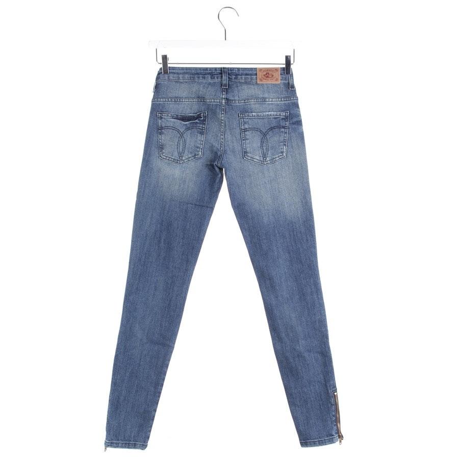 jeans from Fiorucci in medium blue size W24