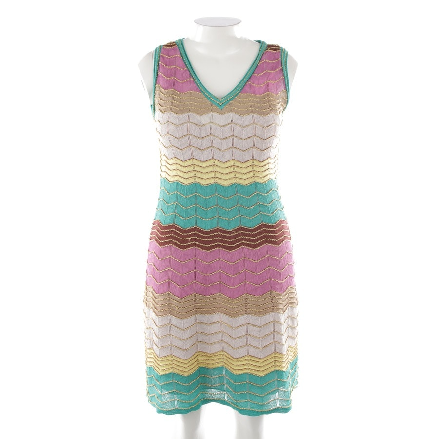 Kleid von Missoni M in Multicolor Gr. 40 IT 46