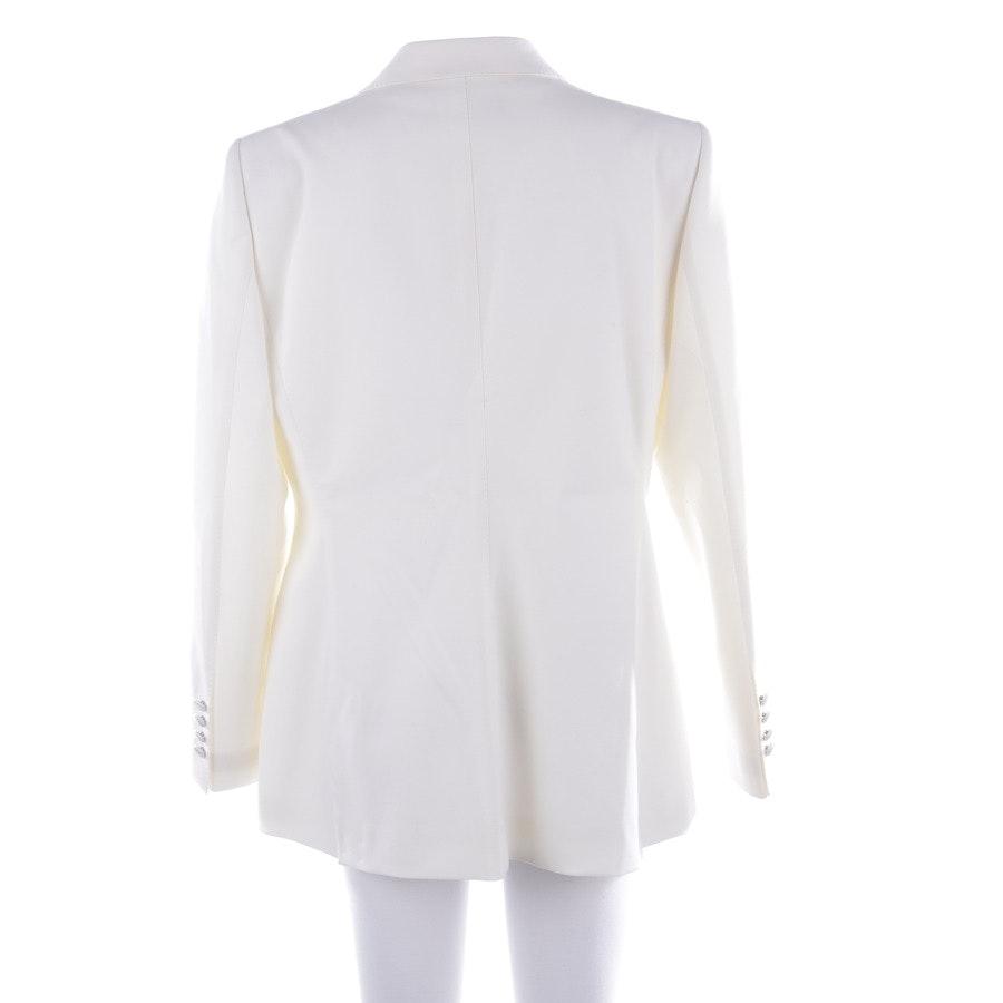 Sakko von Dolce & Gabbana in Weiß Gr. 50 - Neu