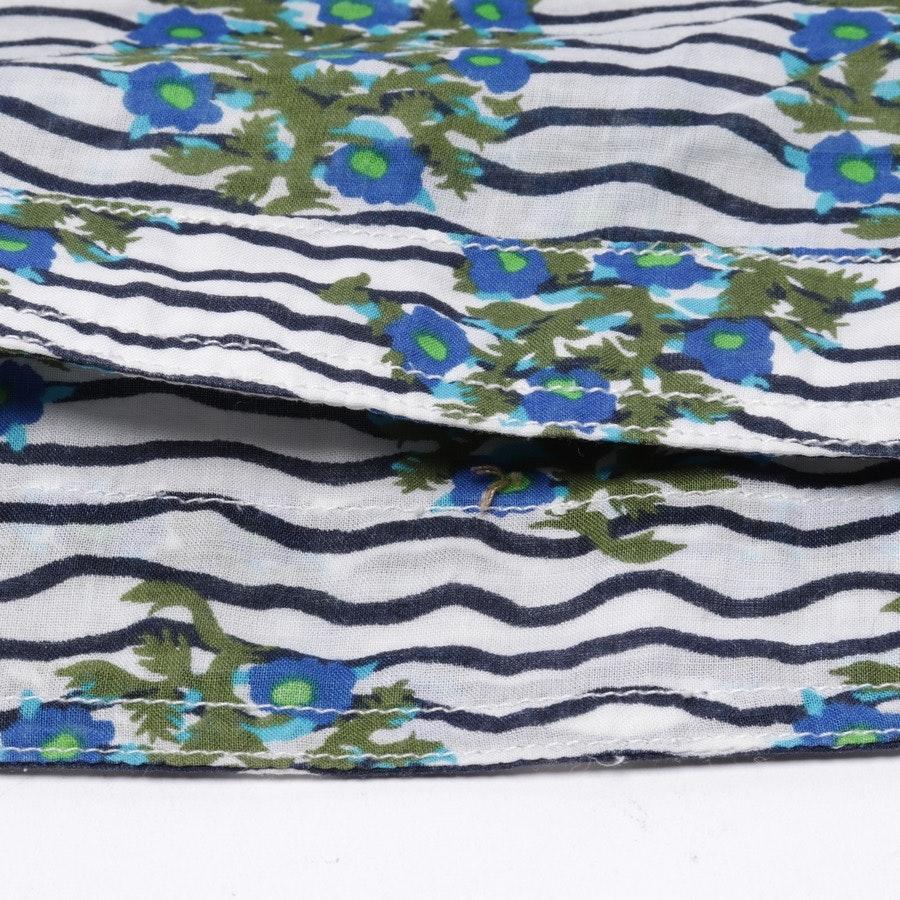 Bluse von Tory Burch in Multicolor Gr. 42 US 12