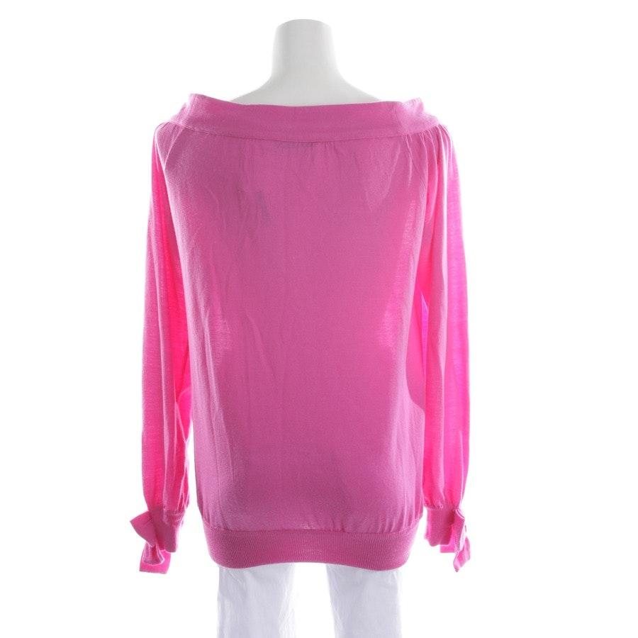 Wollstrickpullover von Dior in Pink Gr. 40
