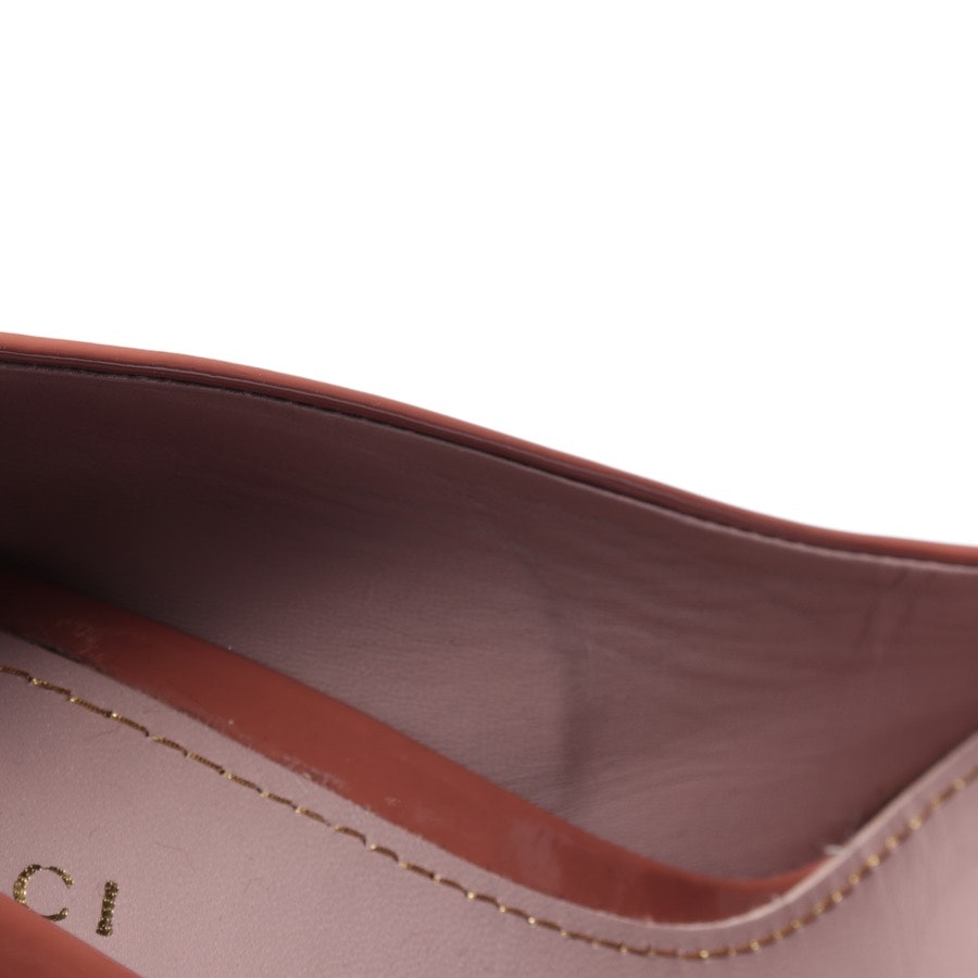 Pumps von Gucci in Altrosa Gr. EUR 38,5